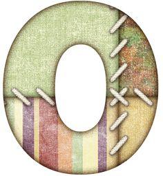 Alfabeto em png costurinhas scrap - Alfabetos Lindos
