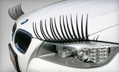 Groupon - Headlight Eyelashes from CarLashes (Half Off). Two Options Available. . Groupon deal price: $15.00