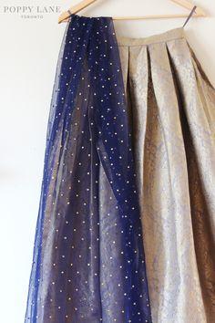 LUXE Sugar Plum Skirt – Poppy Lane