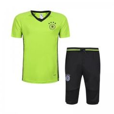 58082c0e373d Germany National Team 2016 Green Soccer Training Suit  F873  Boutique Foot