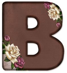 New Photo Style, Floral Font, Minnie Png, Flower Alphabet, Name Art, Flower Art, Symbols, Letters, Flowers