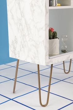 3 Insanely Chic IKEA Hacks You Can Actually Do #refinery29  http://www.refinery29.com/ikea-bookcase-diys#slide-10  Measure out your contact paper and then cut according to size. The entire process including legs should take about an hour and 45 minutes. It's good to have a second set of hands!