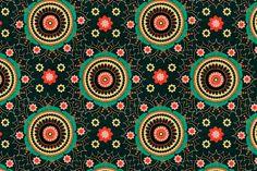 Geometric seamless pattern by Sunny_Lion on Creative Market