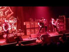 Adrenaline Mob - The Mob Rules (Sabbath cover) - hollywood