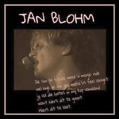 Jan Blohm -Rooiwyn en Mary-Jane Song Lyric Quotes, Music Quotes, Song Lyrics, Afrikaans, Qoutes, Writer, Songs, Feelings, Parents