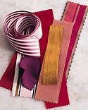 Recycled Ribbon Chain - Martha Stewart Crafts