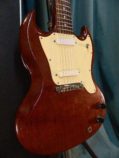 c.1967 Gibson Melody Maker SG Players Special with case