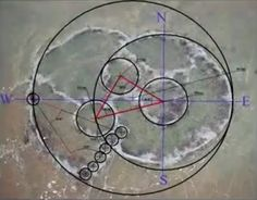 """There are millions of these structures in South Africa, all connected. Some have walls 30 feet high. None have exits or entrances. Each traces the cymatic pattern at that location of the Earth itself, the planet that """"rings like a bell"""" according to Nicola Tesla. http://youtu.be/NiVROBhwHUM"""