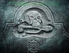 234 year old gravestone