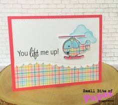 Just Plane Amazing stamp set - Your Next Stamp