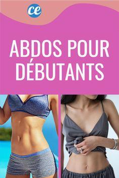 Envie d'un ventre plat ? Ces exercices pour abdos vont vous aider à avoir un ventre plat même si vous êtes débutant pour les hommes comme pour les femmes. Ce sont des exercices simples et efficaces. Voici le programme pour faire des abdos pour débutants :