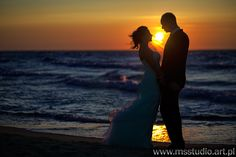 romantic sunset photoshoot - trochę romantycznie :) sesja plenerowa J&J