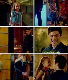 Malec and Madzie parallels