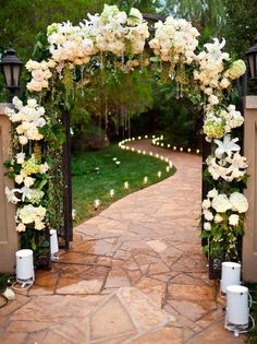 arcos-de-flores-na-decoração 14