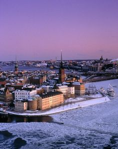Stockholm,I want to visit here one day.Please check out my website thanks. www.photopix.co.nz