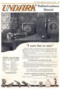 Publicidade Undark
