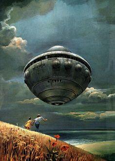 UFO also OVNI