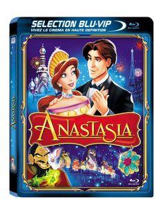 Amazon.fr - Anastasia [Blu-ray] - Meg Ryan, John Cusack, Christopher Lloyd, Bluth Don : DVD & Blu-ray