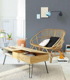 inspiracje w moim mieszkaniu: Funkcjonalny stolik do salonu. Trend na 2016 rok /...