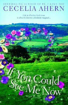 If You Could See Me Now, by Cecilia Ahern. Click on the cover to read the review of this title by Lori.
