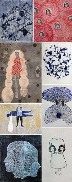The Art of Alexandra Duprez. - Art is a Way