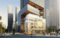 New West Side Tower Design 'Inspired By Chinese Lanterns' - Semi-Mindboggling Reveals - Curbed NY