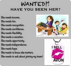 Let's Team Up Together with Avon!! Go to my website and join today! www.youravon.com/thelmalee
