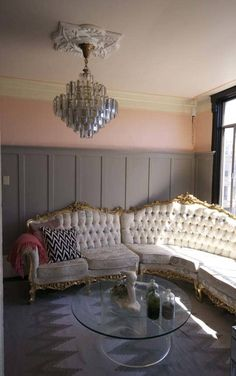 Tackling The Fifth Wall How To Choose Ceiling Paint Color Tackling The Fifth Wall How To Choose Ceiling Paint Color Apartment Therapy Apartment Living, Livingroom Layout, House Interior, Room Layout, Home, Ceiling Paint Colors, Room, Sanctuary House, Room Corner