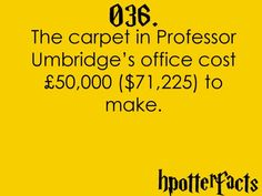 #hpotterfacts 036.