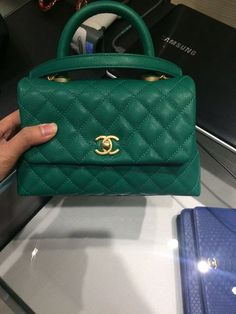 Chanel Top Handle Bag Chanel Collection by Linh Bui Thu, group member