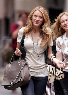 64 Times Blake Lively Gave Us Major Outfit Envy on Gossip Girl