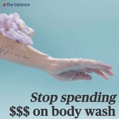 DIY body wash recipe