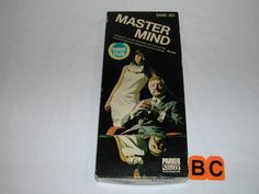 Master Mind 1972 Egyptian Pharaohs, Free Time, Board Games, Etsy, Time Out, Tabletop Games, Table Games