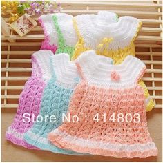 Retail 0 1Year Baby Girls Sleeveless Handmade Crochet Vest Sweater, Kids' Knitted Top/ Children Clothing, discount for over 3pcs-in Sweaters from Apparel  Accessories on Aliexpress.com $4.69