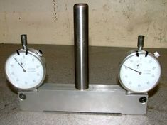 Dial Gauge Mill Tramming Tool