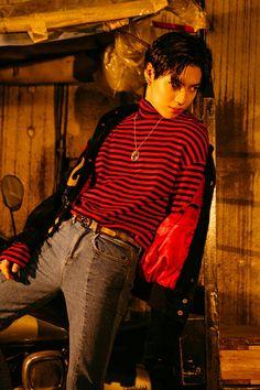 "SHINee Teaser Images for October Comeback ""1of1"" - Taemin"