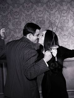 The Addams Family - Gomez & Morticia