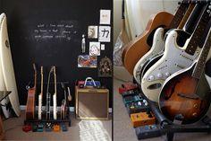 my man's studio <3 the transcontinental affair