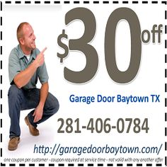 Garage Doors Katy TX Your overhead garage door repair, which is our forte, ought to be finished by a