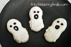 DIY Halloween Food Craft Treats from SusieQTpies Cafe