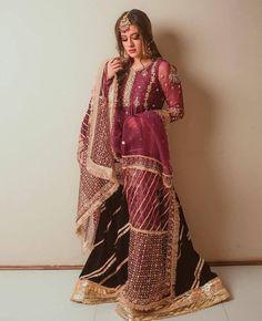 Latest Bridal Dresses, Fancy Wedding Dresses, Asian Wedding Dress, Pakistani Wedding Outfits, Wedding Wear, Wedding Bride, Beautiful Pakistani Dresses, Stunning Dresses, Stylish Dresses
