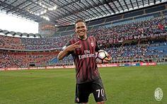 #MilanTorino Carlos Bacca