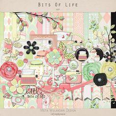 Bits Of Life Kit :: Full & Mini Kits :: Memory Scraps