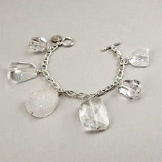 Supermarket - Treasure Charm Bracelet from Cynthia Rybakoff