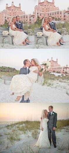 Don Cesar Wedding   Saint Petersburg FL Wedding   Don Cesar Hotel Wedding   Florida Beach Wedding  