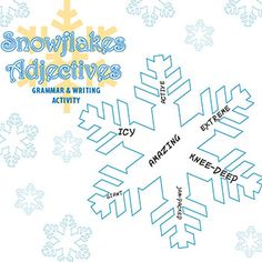 Snowflake-Writing-Activity