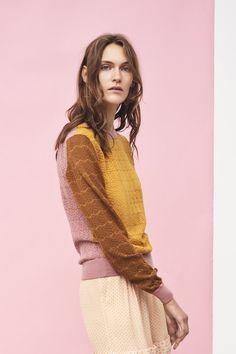 Stine Goya Naamah Top Knit 1418 Colours