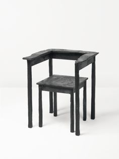 "Maarten Baas,""Table-Chair"""
