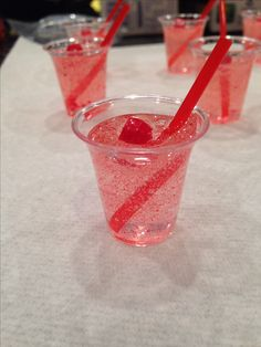 American girl doll party miniature Shirley temples!