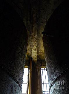 Abandoned Denaturing Tanks II - photograph by James Aiken james-aiken.artistwebsites.com #jamesaiken #abandonedplaces #ruinsphotography